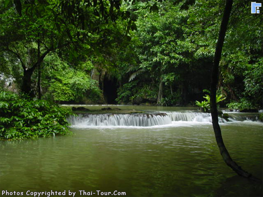 Waterfall of Than Bok Kornee