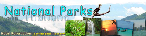 National Parks in Thailand